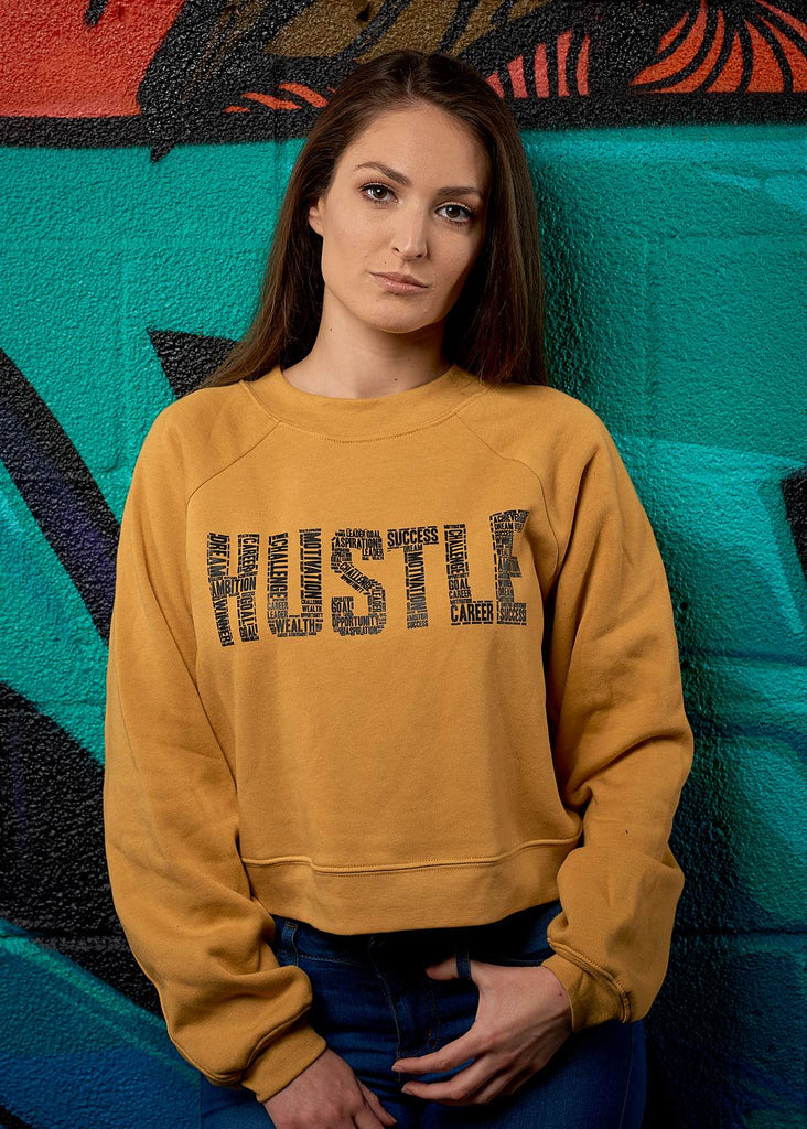 Hustle Crop Pullover - Simple Stature