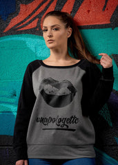 Unapologetic Slouchy Sweatshirt - Simple Stature