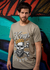 True Kings Tee - Simple Stature