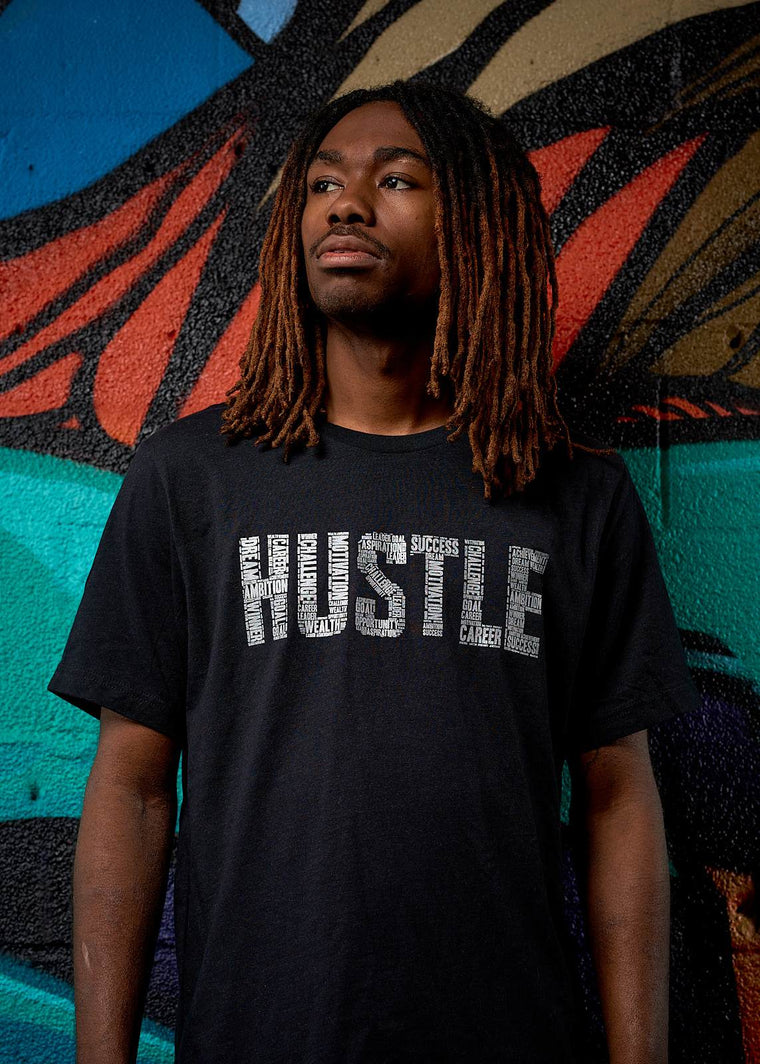 Hustle Blended Tee