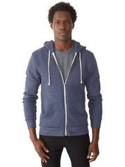 Eco Rocky Zip-Up Hoodie - Simple Stature