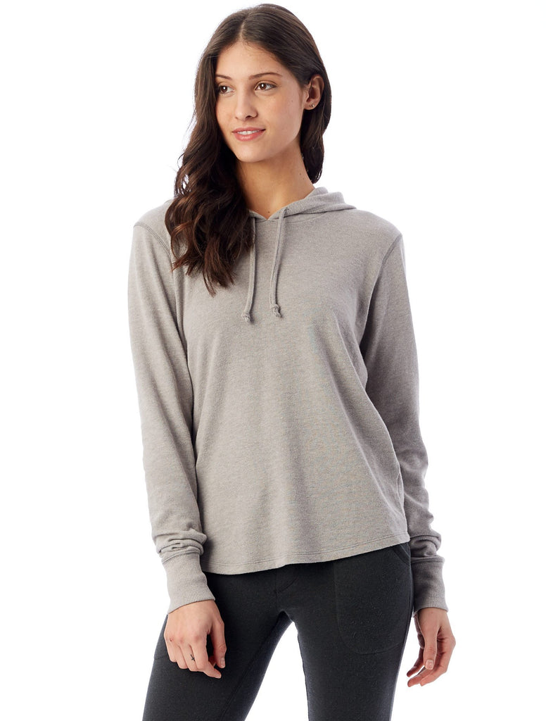 Vintage Knit Pullover Hoodie - Simple Stature