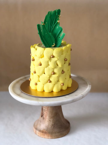 Pineapple Roll Cake