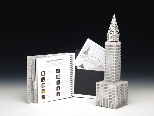 PROJECT: BUILD A PAPER SKYSCRAPER