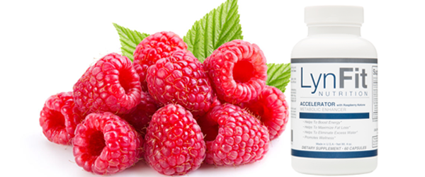 LynFit Accelerator with Raspberry Ketones — Natural Weight Loss Support