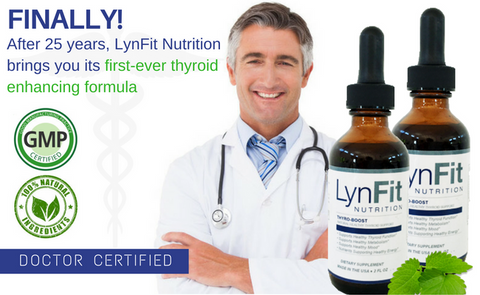 LynFit Thyro Boost