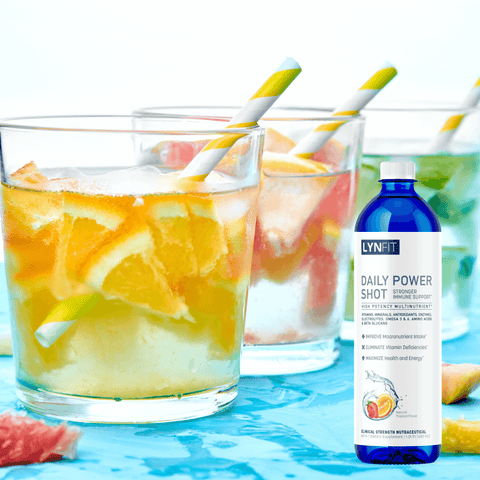 RECIPE: Energy & Hydration-Boosting Water