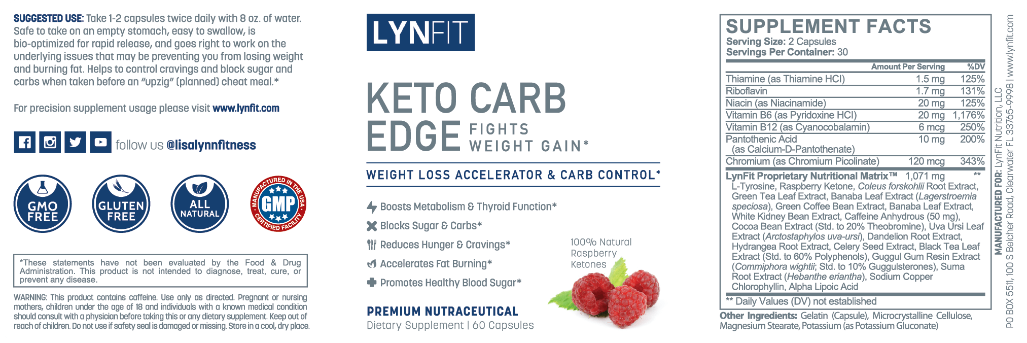 Keto Carb Edge Weight Loss Accelerator