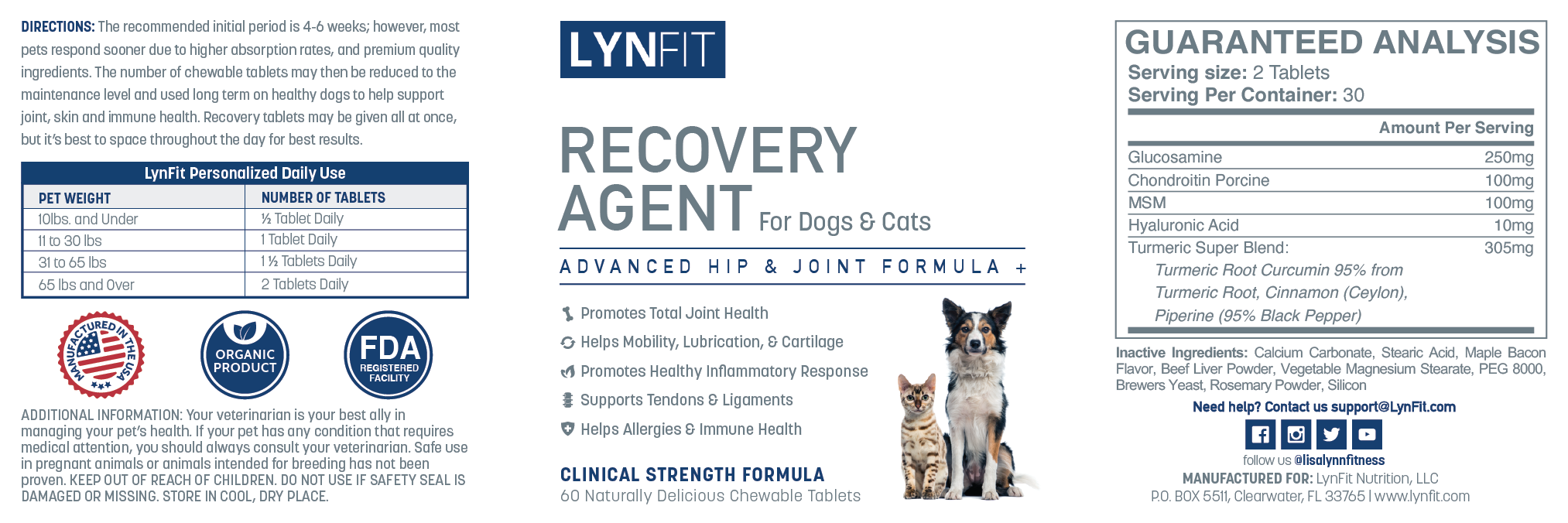 Pet Recovery Agent