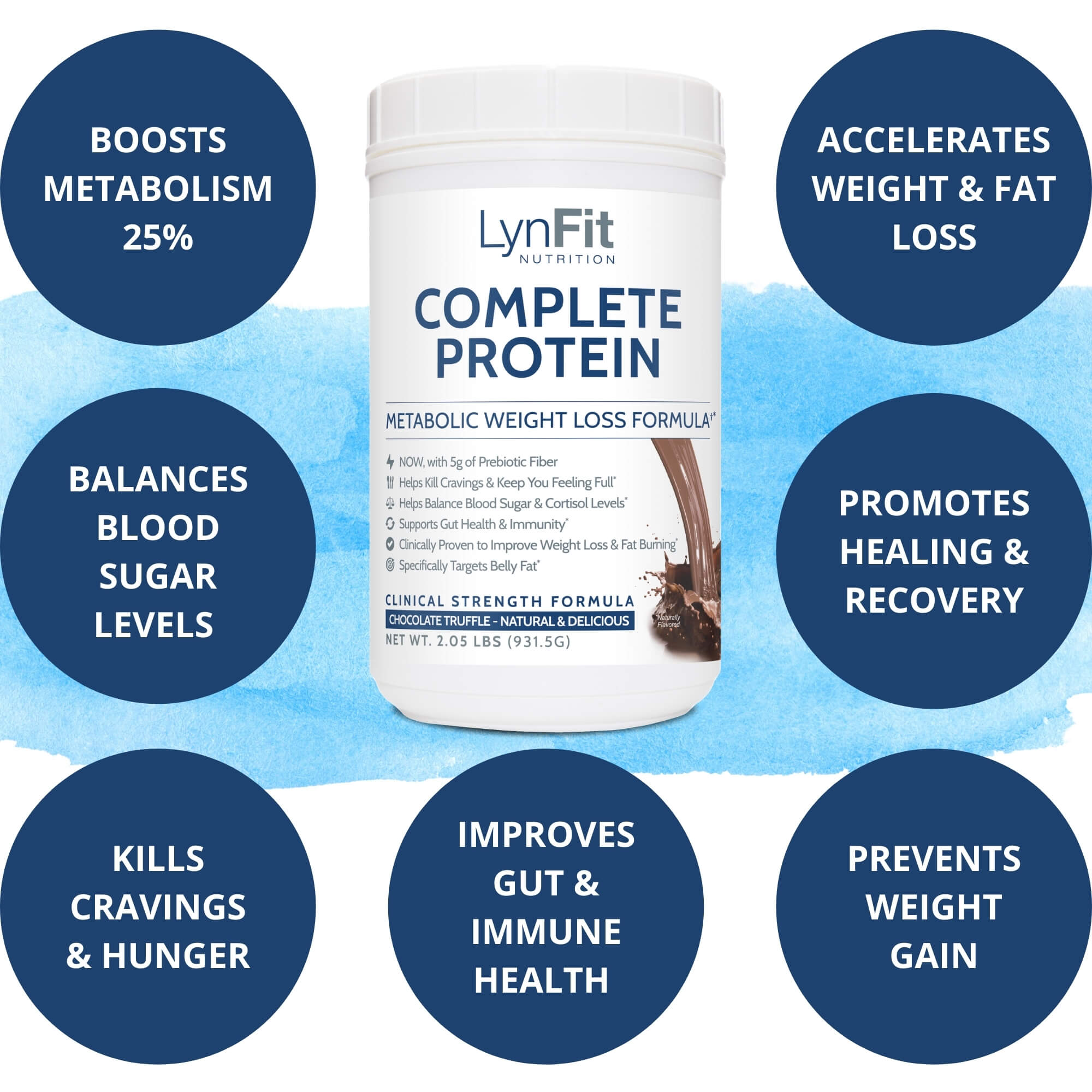 LynFit Nutrition Complete Protein
