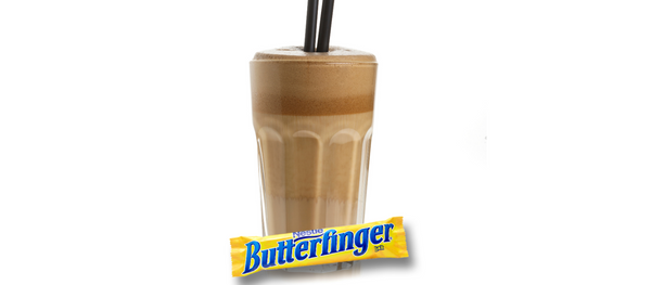 The Better Butterfinger Shake