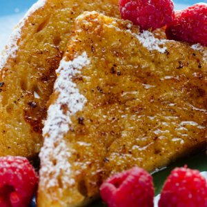 Fat Burning French Toast