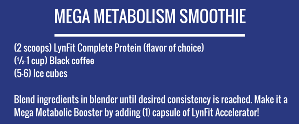 Mega Metabolism Smoothie