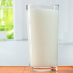Melt Fat Milk