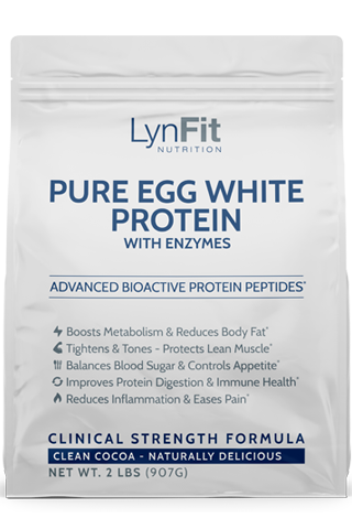 Natural Metabolic Boosting Egg White Protein