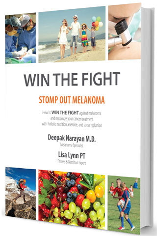Win the Fight: Stomp Out Melanoma by Lisa Lynn