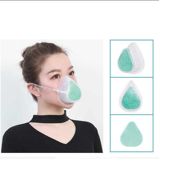 S8 KN-95 Self Suction Filtering Respirator Mask Kit