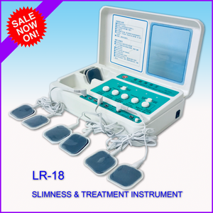 SLIMNESS & TREATMENT INSTRUMENT: LR-18
