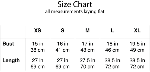 brains and brawn tank grey kelly elizabeth designs size chart