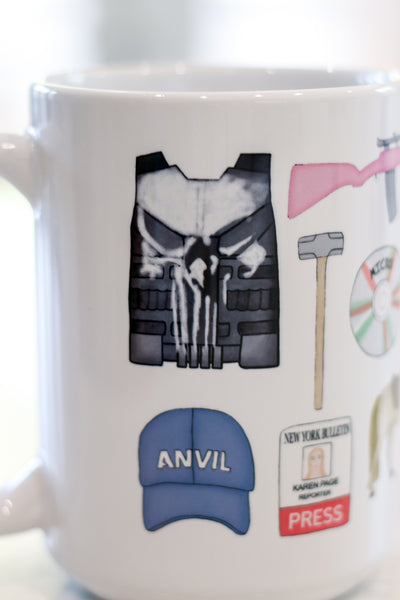 The Punisher Mug