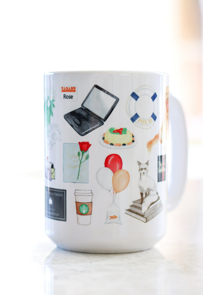 You've Got Mail Inspired Mug
