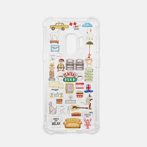 Friends Samsung Phone Cases
