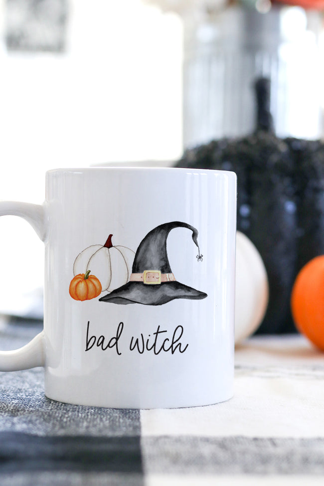 Good Witch, Bad Witch Mug