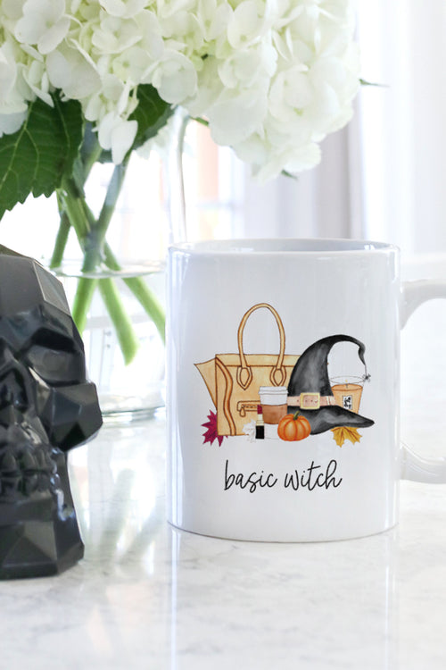 Basic Witch Mug