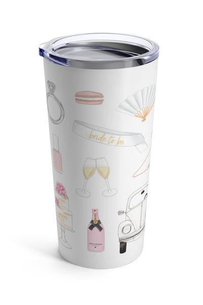 Bride To Be Tumbler