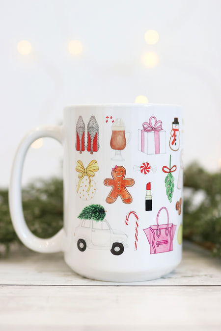 Baking Spirits Bright Mug