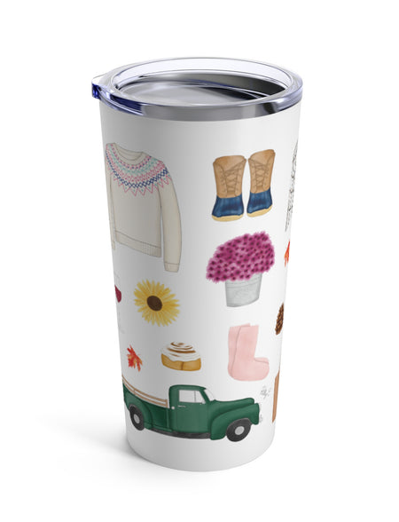 Sex and the City Tumbler