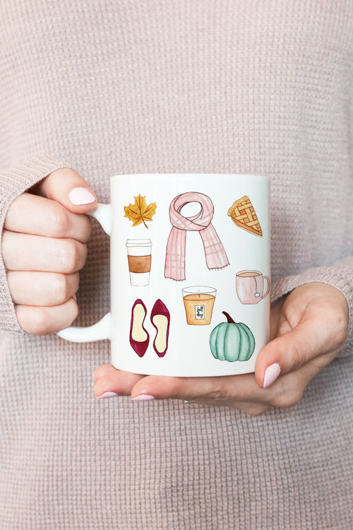 All The Fall Things Mug