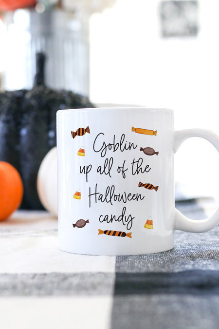 Fall Is In The Air Mug