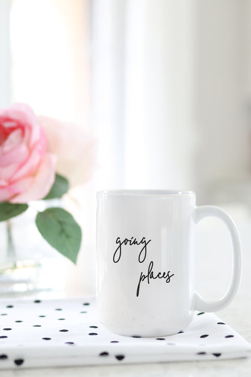 Going Places Mug
