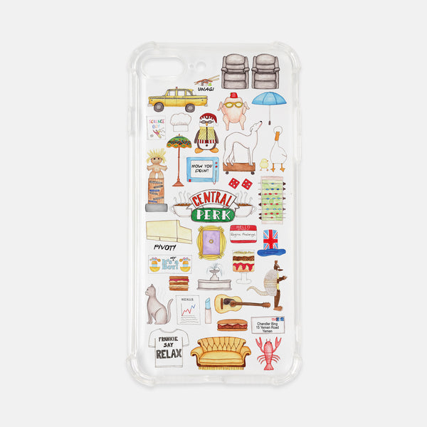 Friends Inspired iPhone Cases