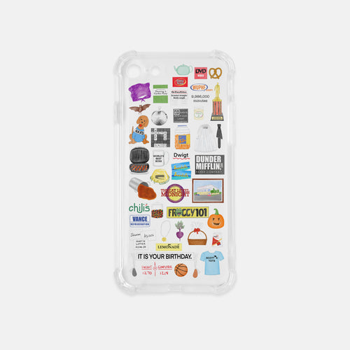 The Office Inspired iPhone Cases