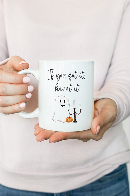 Ghouls Just Want To Have Fun Mug