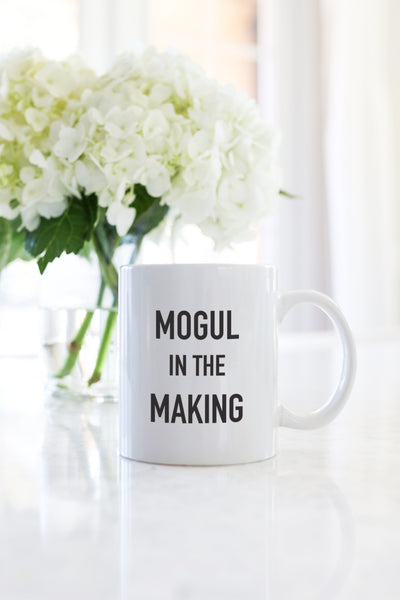 mogul in the making mug kelly elizabeth designs