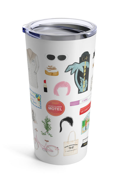 Schitt's Creek Inspired Tumbler