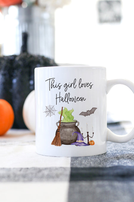 Goblin Up All Of The Halloween Candy Mug