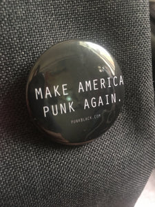 Make America Punk Again Button