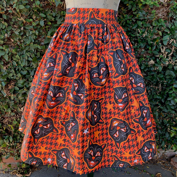 Cat Lady Skirt (pre-sale)