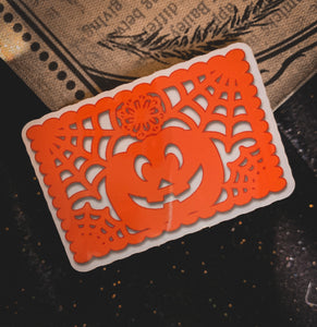 MexiWeen sticker