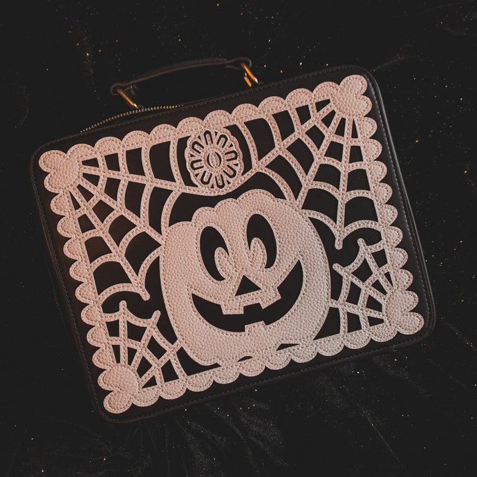 MexiWeen Bag in white