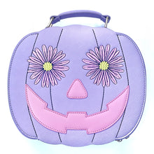 Load image into Gallery viewer, Lavender Spring-o-Ween Handbag