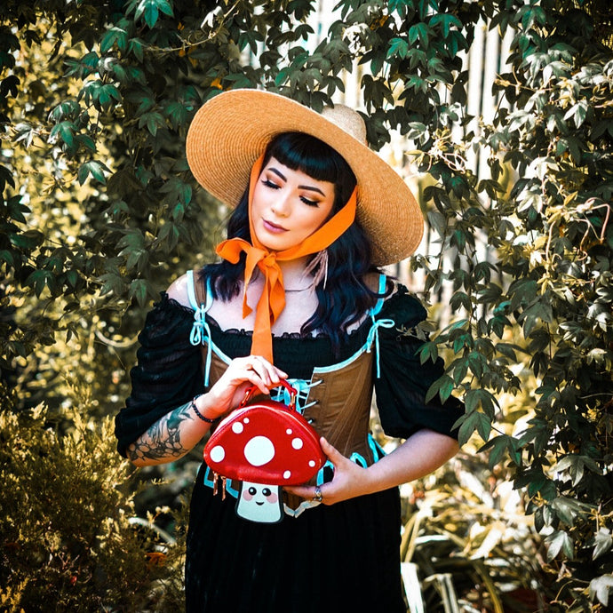 Mini Bat Keychain