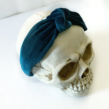 Load image into Gallery viewer, Velvet Knotted Headbands