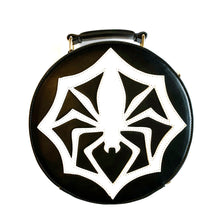 Load image into Gallery viewer, Spider Snowflake Handbag