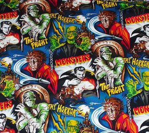 Monster Squad skirt (pre-sale)