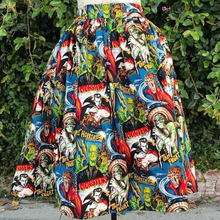 Load image into Gallery viewer, Monster Squad skirt (pre-sale)